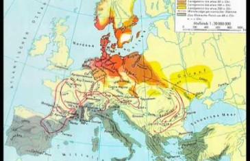 Deutsche Geschichte Kapitel 1 – Die Germanen Teil 2