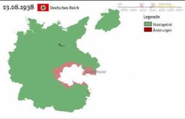 Die Geschichte des deutschen Staates seit 1867 – staatliche und territoriale Entwicklung