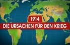 Die Ursachen des ersten Weltkrieges und der Schlieffenplan