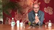 Experiment mit Basenwasser und Basenpulver