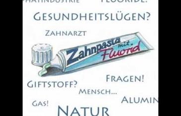 Ist Flourid in Zahnpasta ein Gift