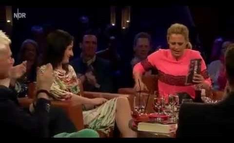 MORINGA: NDR Talkshow spricht über **Moringa Oleifera**