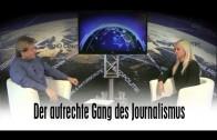 Wahrheitsbewegung: der aufrechte Gang des Journalismus