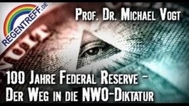 100 Jahre Federal Reserve – Der Weg in die NWO-Diktatur